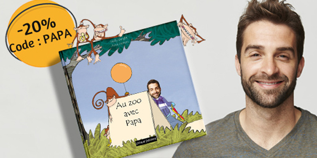 FB post_AU zoo avec papa